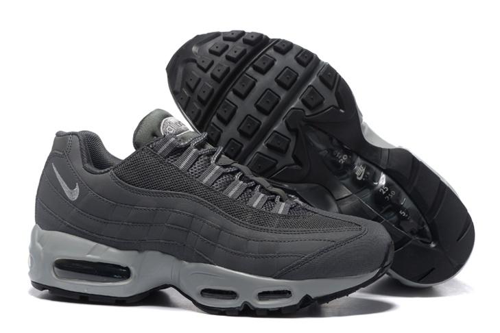 huge discount 2d04a 0a61f Prev Nike Air Max 95 Dark Grey Wolf Grey Men Shoes 609048-088