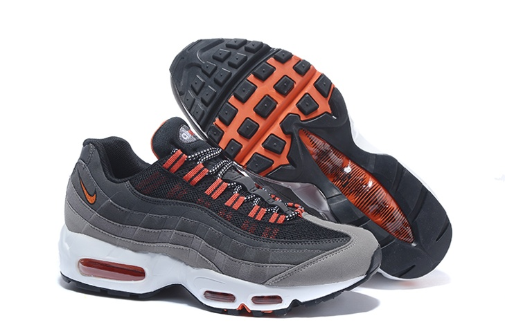 90f88108d9 Nike Air Max 95 Lava Red Black Infrared DS Greedy 609048-065 - Febbuy