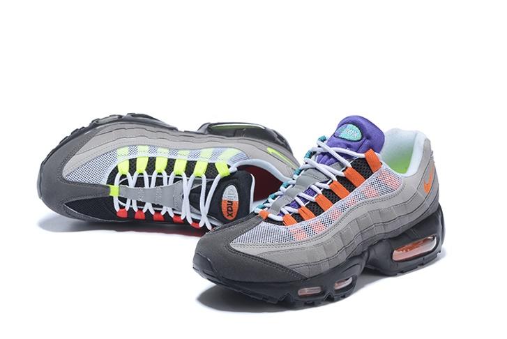 Nike Air Max 95 OG QS Greedy What The Air Max Men Shoes 810374 078