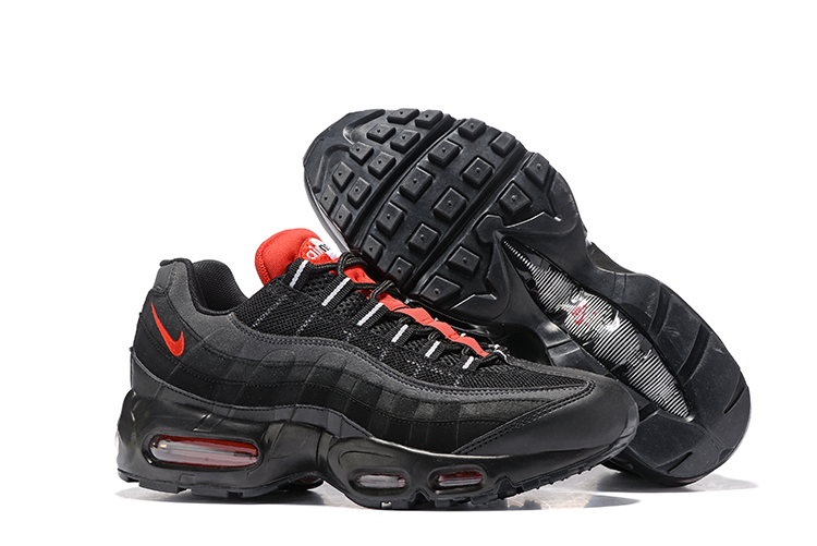 new arrivals 4099d e456a Prev Nike Air Max 95 Essential Black Challenge Red Men ...