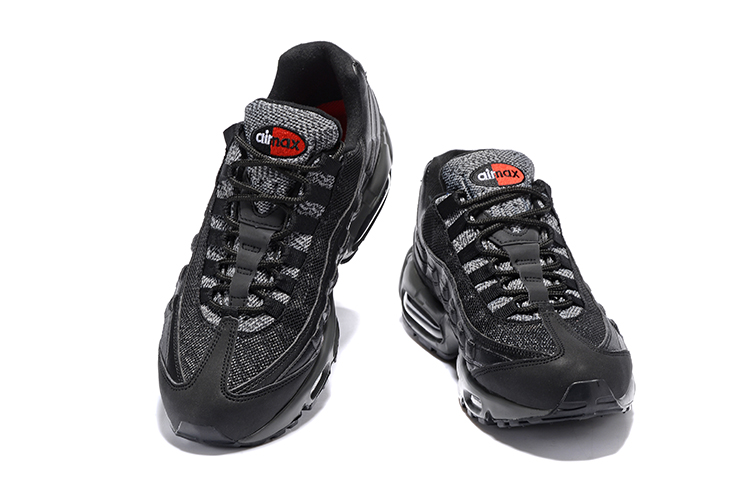 Nike Air Max 95 Essential Black Men Basketball Shoes 749766-009 - Febbuy 6b4efd8c2