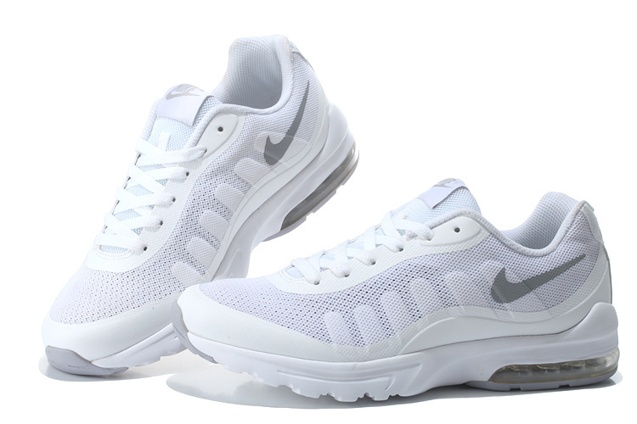e9214eb6ee ... Nike Air Max Invigor Print Men Training Running Shoes White Silver  749866-100 ...