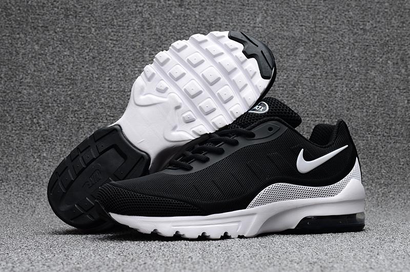separation shoes f6839 cca4e Prev Nike Air Max 95 Running Shoes KPU Men Black ...
