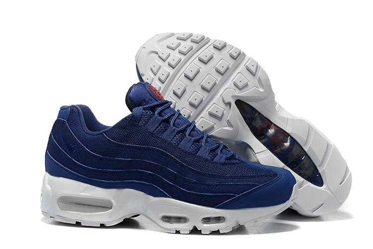 8679e2867b Prev Nike Air Max 95 x STUSSY Royal Blue University Red White 834668-441