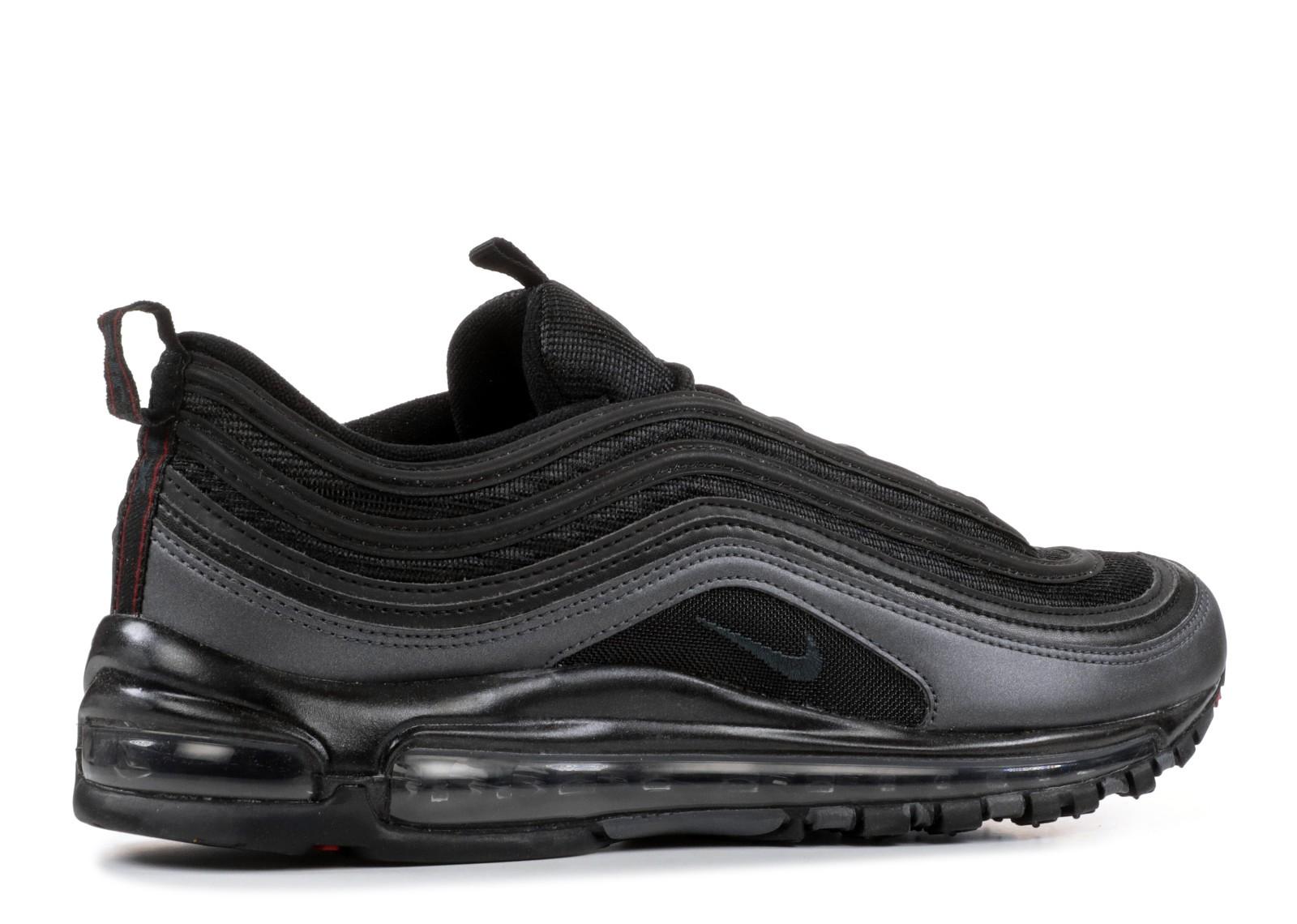 febabcdfdf Nike Air Max 97 Metallic Hematite Black Anthracite 921826-005 - Febbuy