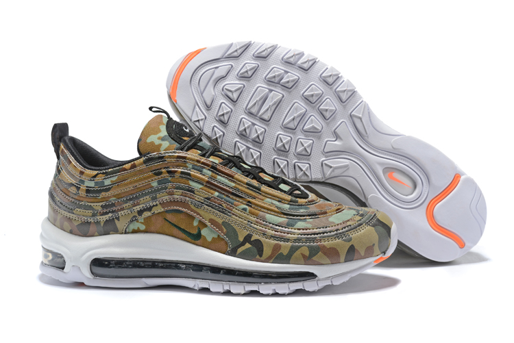 new style 0a355 eefe0 Prev Nike Air Max 97 Premium QS Country Camo France Coffee Green AJ2614-200.  Zoom