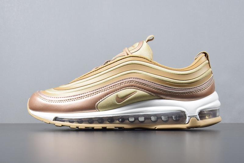 quality design d1498 3d979 Prev Nike Air Max 97 Running Gold Pink ...