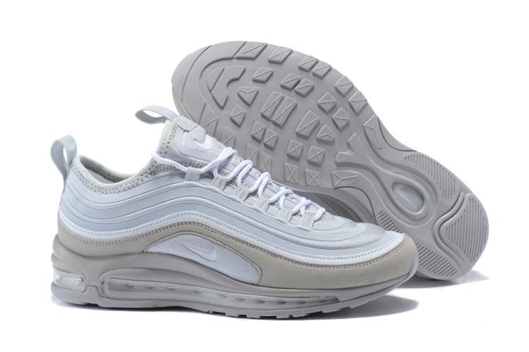 best service 9cf1e 01f51 Prev Nike Air Max 97 UL 17 SE Men Running Shoes 97 Ultra White Light Grey  New. Zoom
