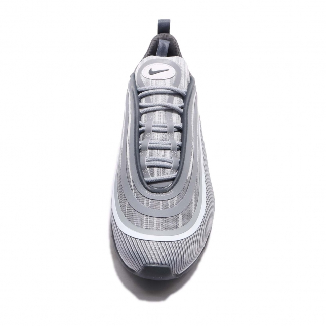 Nike Air Max 97 Ultra 17 Wolf Grey White Dark Grey 918356007