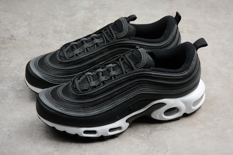 Nike Air Max Plus 97 Black White | AH8144 001