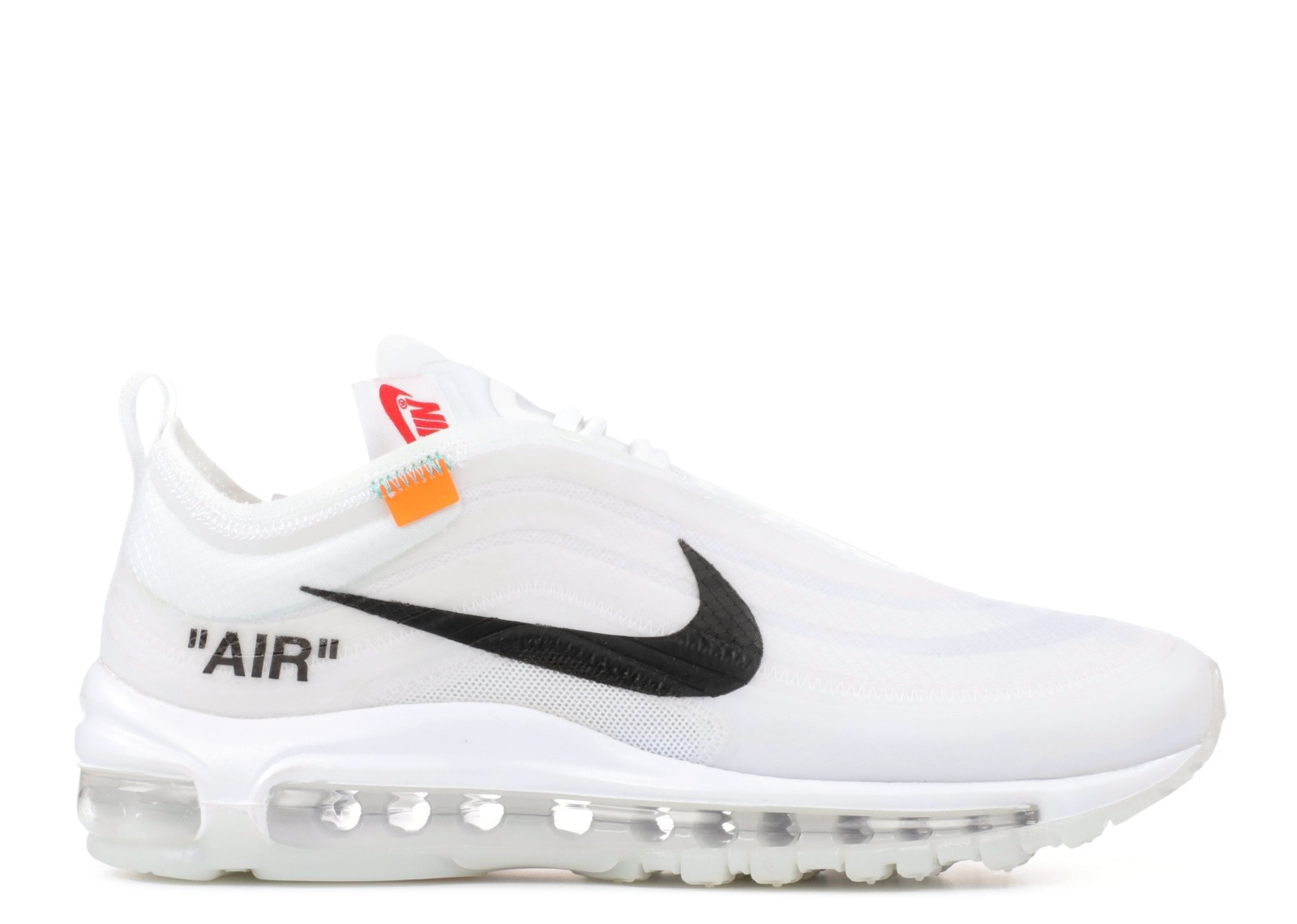hot sale online 4f516 0e614 The 10 Nike Air Max 97 Og Off white Blue White Cone Ice AJ4585-100