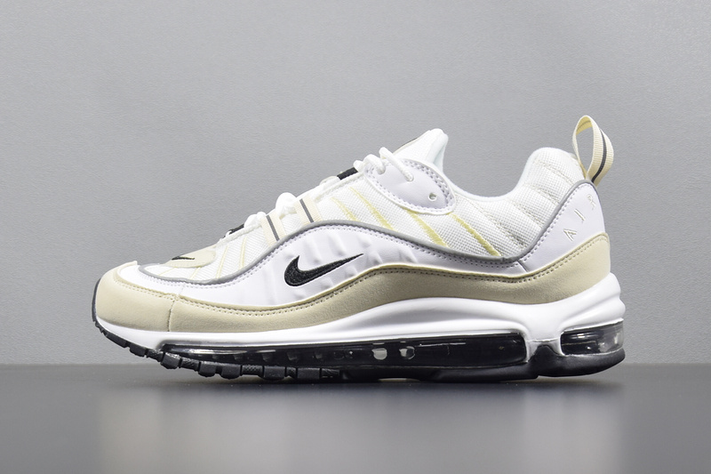 c5b2719010 Nike Air Max 98 White Gold AH6799-102 - Febbuy