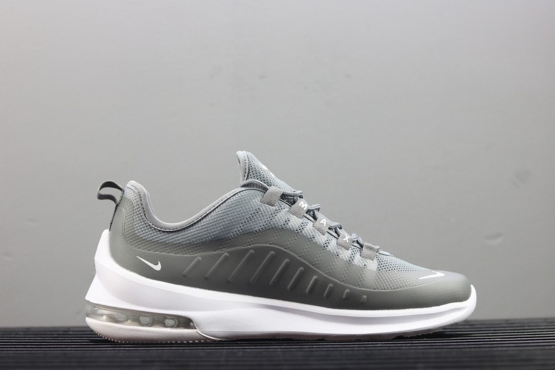 59dc5e3496c Nike Air Max Axis Cool Grey White Mens Running Shoes Sneakers AA2146-002 ...