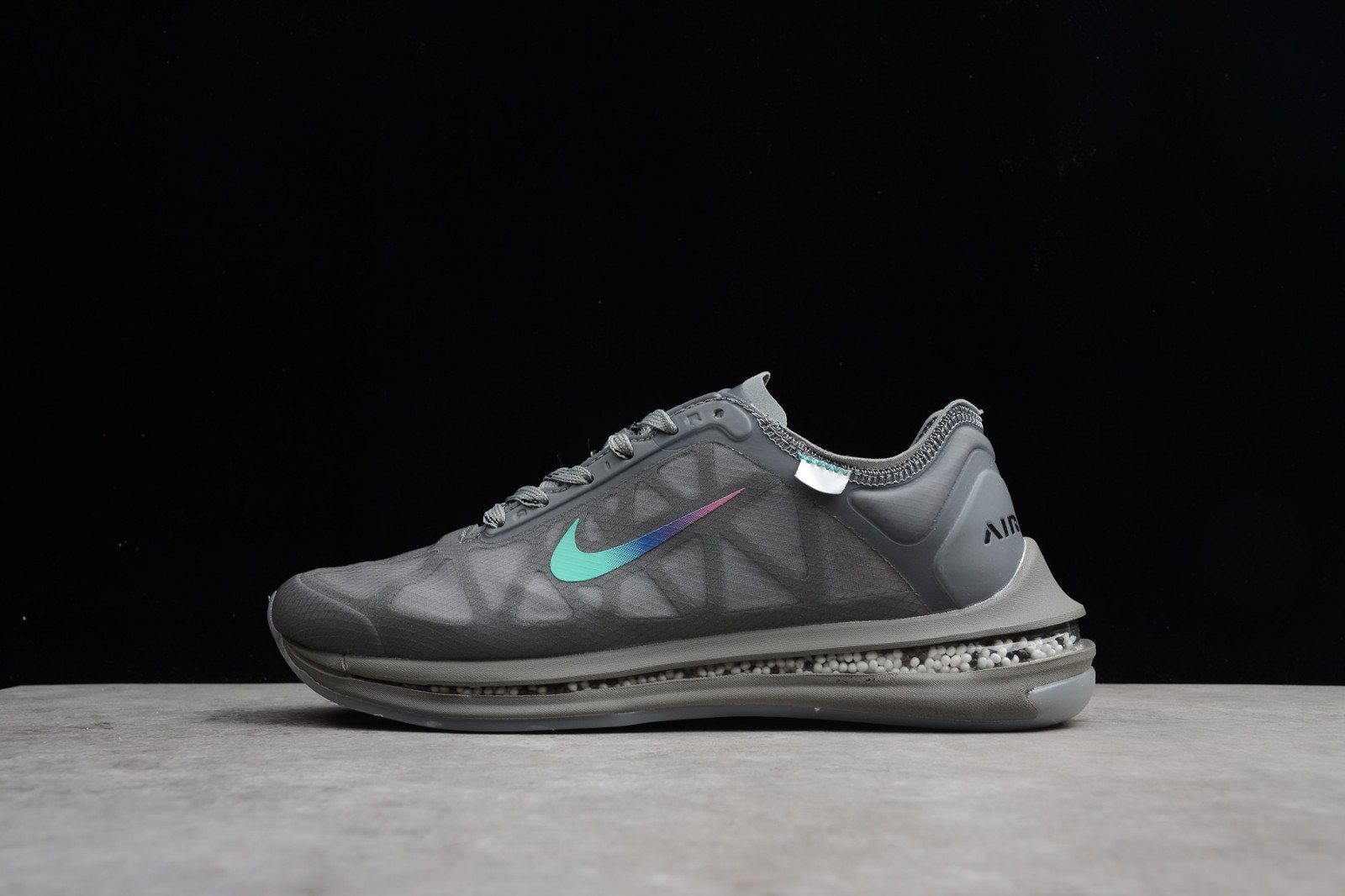 new concept 067a2 aebf7 Prev Nike Air Max Ignite Limitless UL 20 OW Grey Green AJ5386-012. Zoom