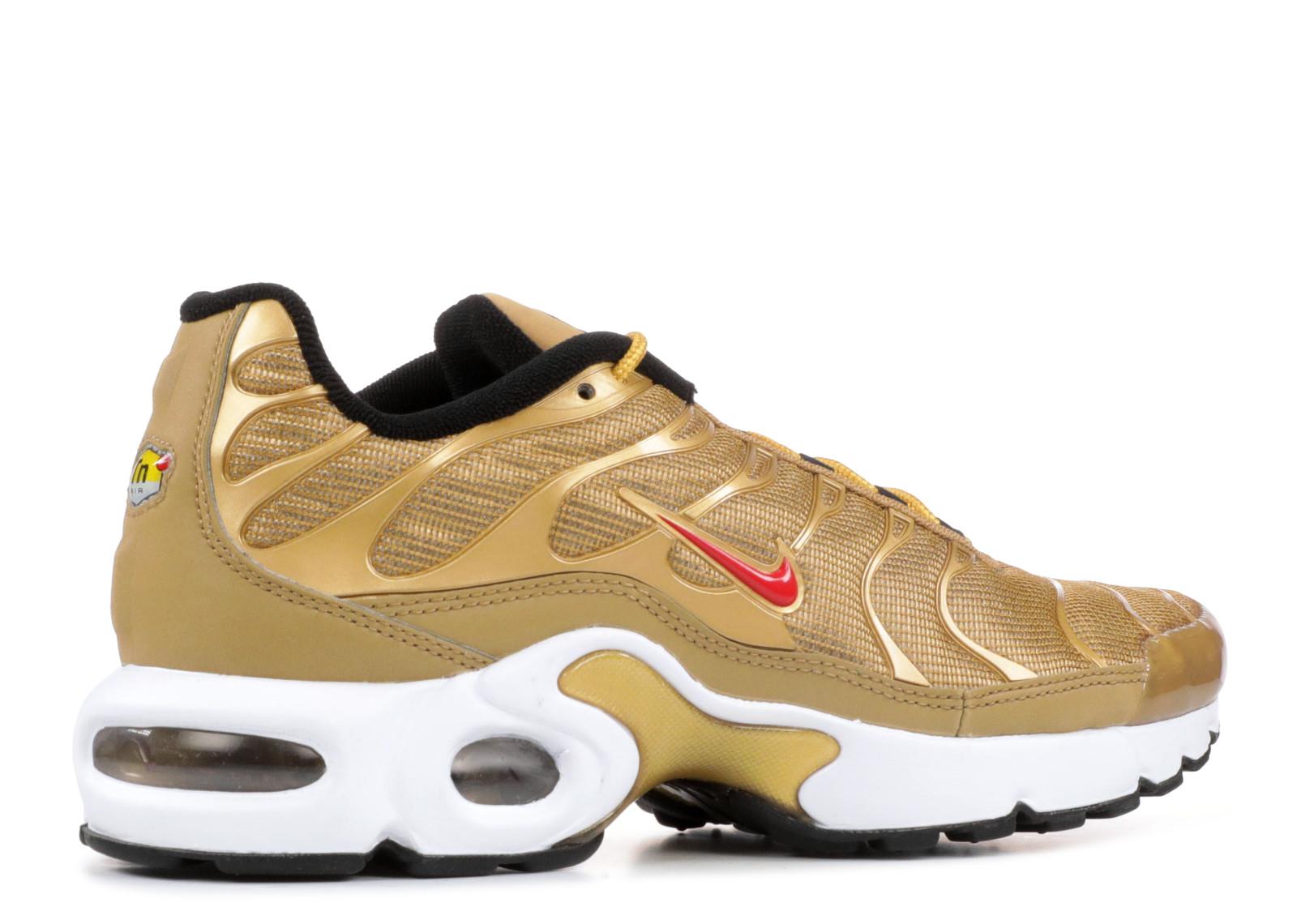 nike air max tn gold