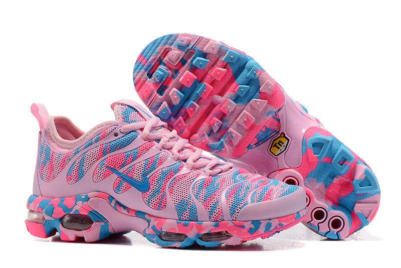 pretty nice 999fe 638b7 Prev Nike Air Max Plus TN Running Women Shoes Unisex XW Pink Green 852630.  Zoom