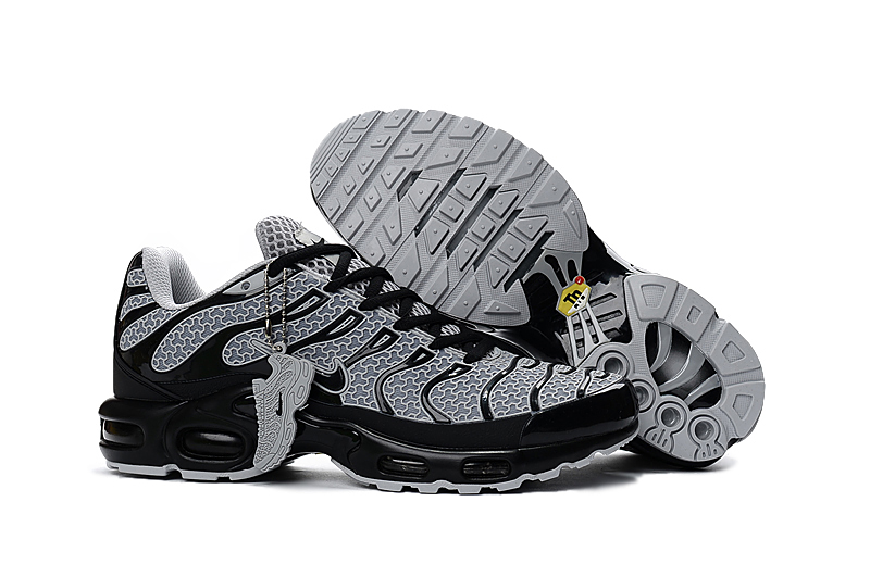 innovative design b7f65 9237d Prev Nike Air Max Plus TXT TN KPU Black White Men Sneakers Running Trainers  Shoes 604133-. Zoom. Move your mouse over image or click to enlarge