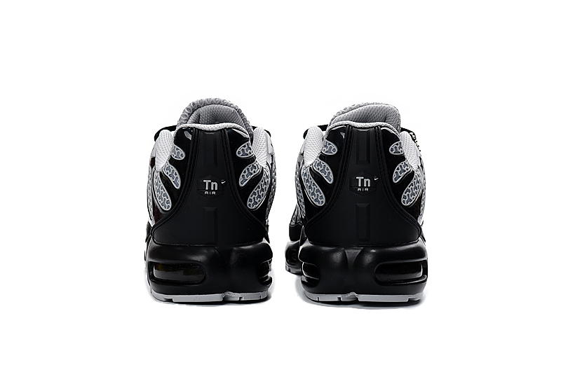 Nike Air Max Plus TXT TN KPU Black White Men Sneakers Running Trainers  Shoes 604133- b13ced252