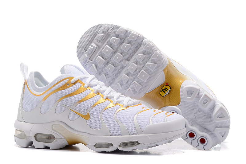 new style 545d1 f0e36 Prev Nike Air Max TN White Yellow Unisex Running Shoes 898015-013. Zoom