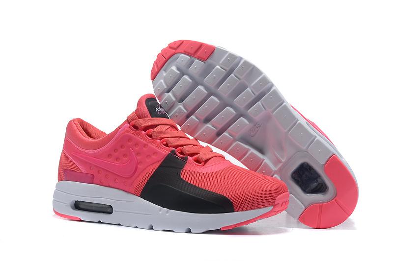 e4844e33cbe7 Prev New Nike Air Max Zero QS rose red Running Women Shoes 857661-800. Zoom