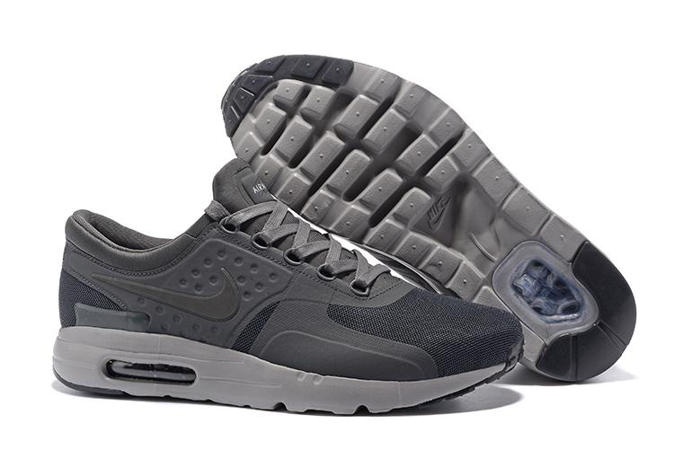 Nike Air Max Zero QS Men Shoes Dark Grey 789695 003
