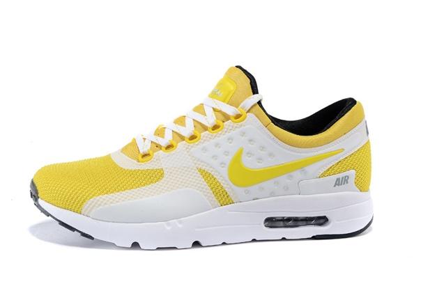 the best attitude fbeae 776a5 Nike Air Max Zero QS Yellow Vivid Sulfur Tinker Hatfield 789695-100 ...