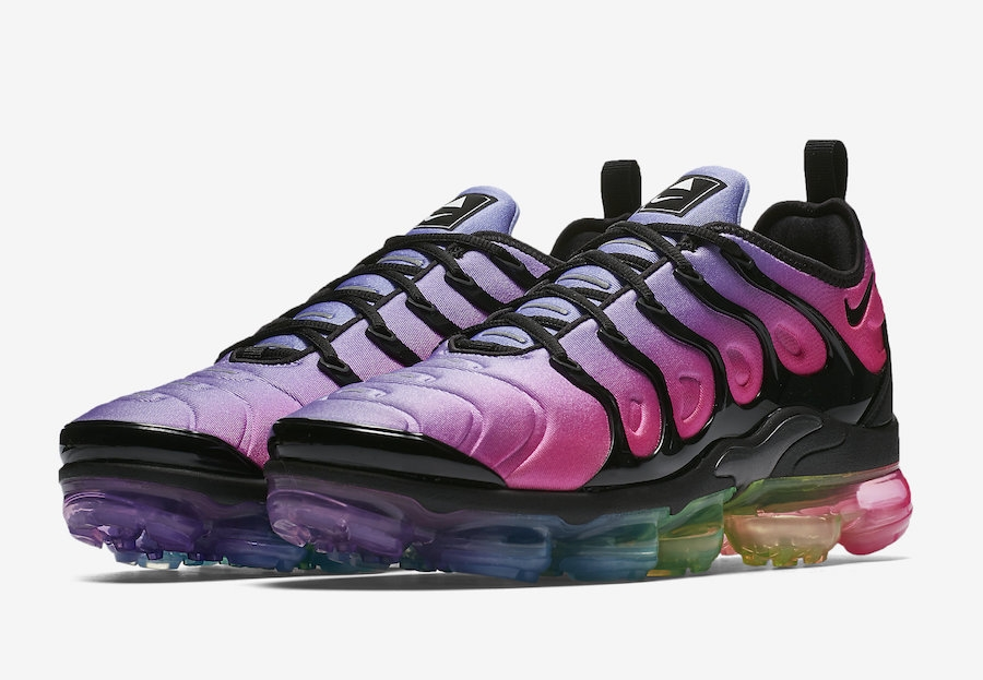 414e84adfd67 Prev Nike Air VaporMax Plus Be True Purple Pulse Pink Blast-Multi-Color -Black