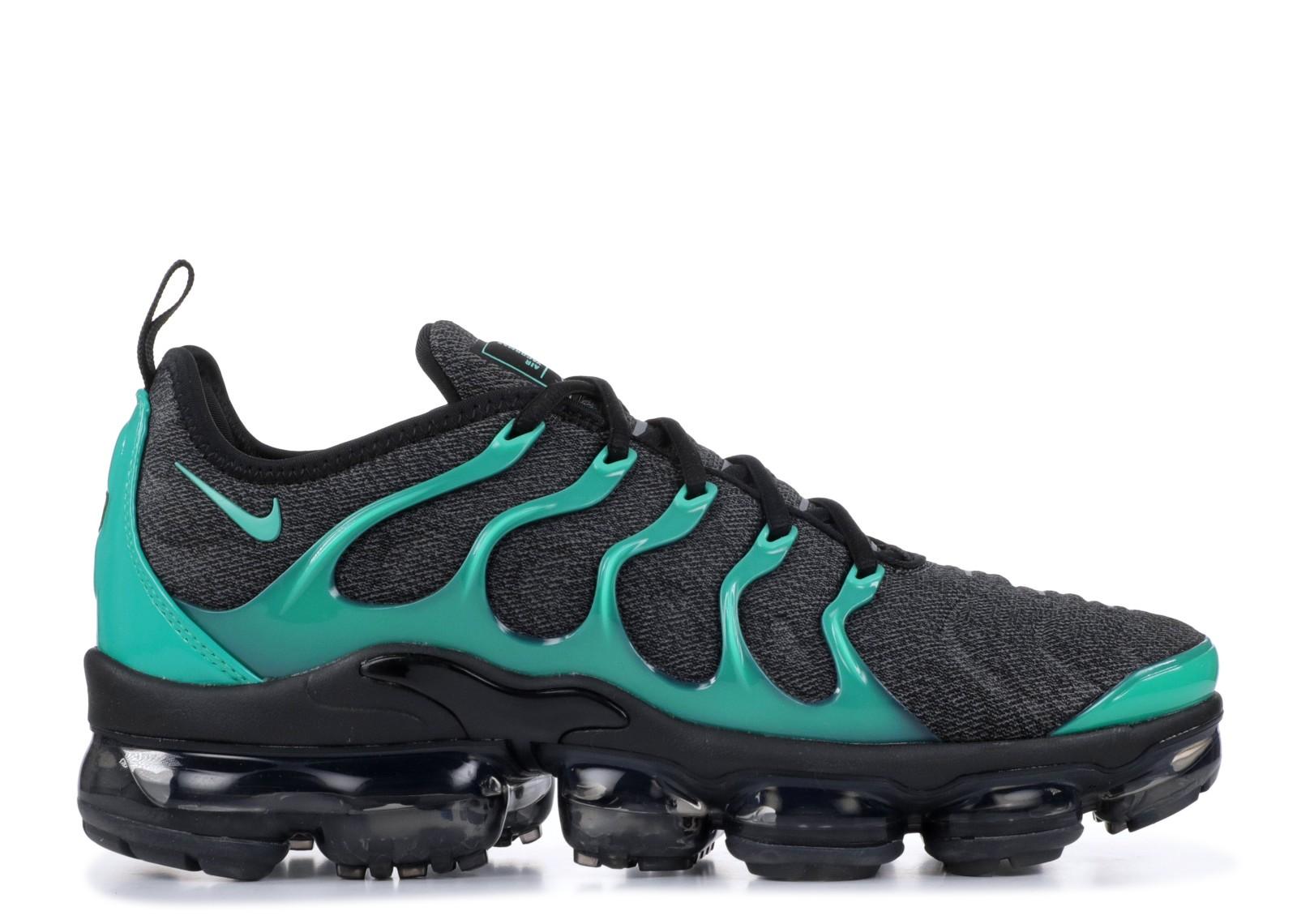 size 40 dcf8e 90a3f Prev Nike Air VaporMax Plus Eagles Black Green 924453-013