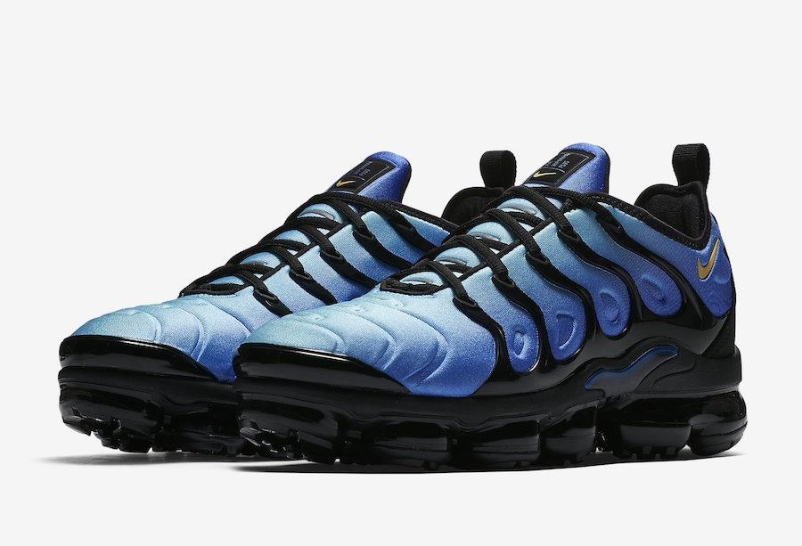 3e9cfeece3d5b Nike Air VaporMax Plus Hyper Blue Black 924453-008 - Febbuy
