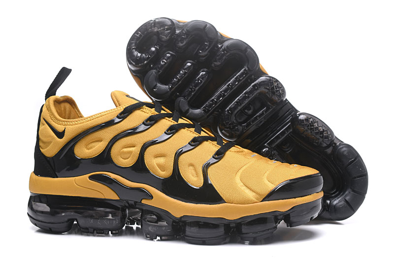 e53b22c750d Prev Nike Air Vapor Max Plus TN TPU Running Shoes Yellow Black. Zoom