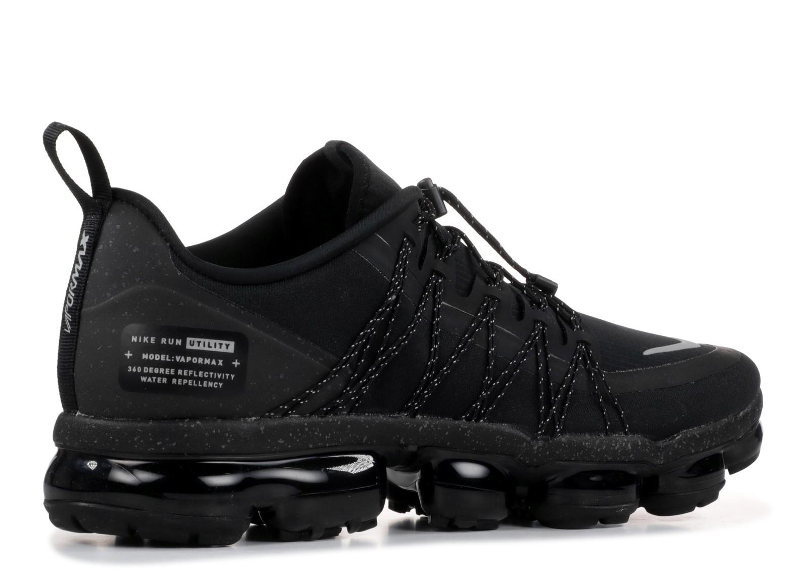 Nike Air VaporMax Run Utility Black | AQ8810 003