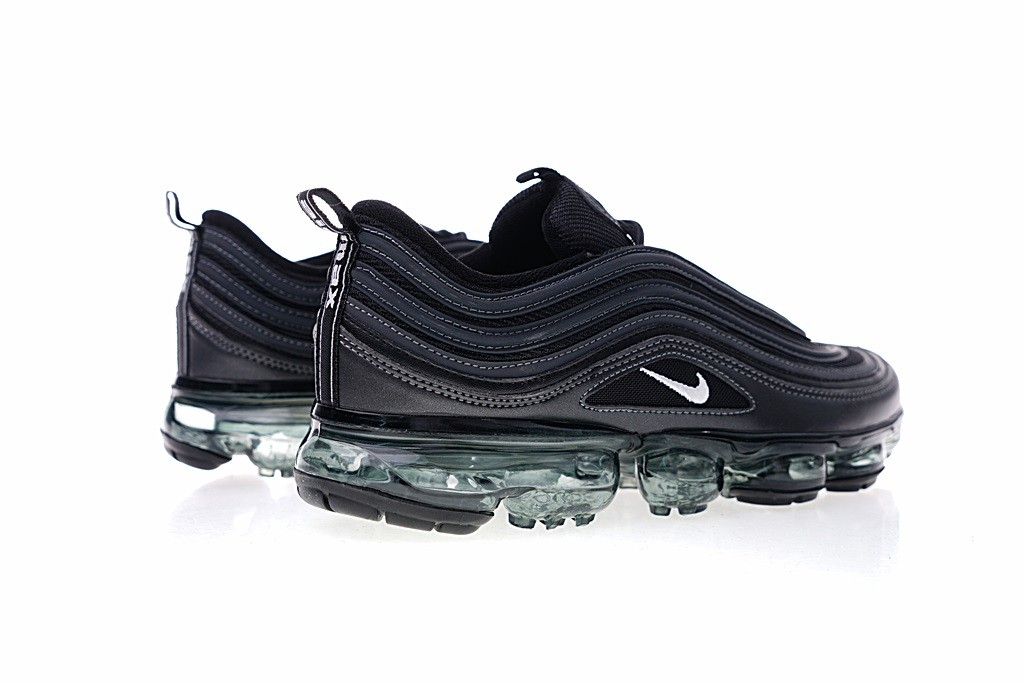 721851ca0b79 Nike Air Vapormax 97 Metallic Black Reflective AO4542-001 - Febbuy