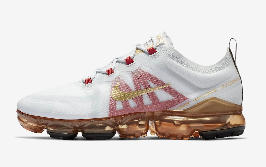 Nike Air Vapormax 2019 Chinese New Year 2019 Pure Platinum Bq7038