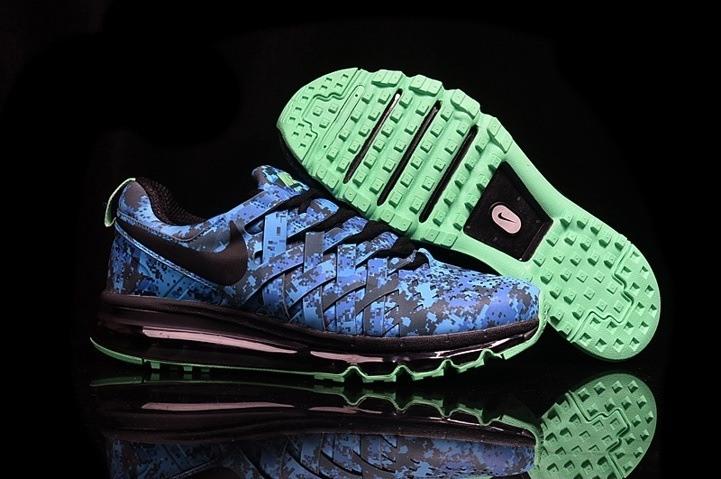 new concept 26b64 9c4f3 Prev Nike Fingertrap Max NRG Green Black Electric Camo AMP 644672-301. Zoom