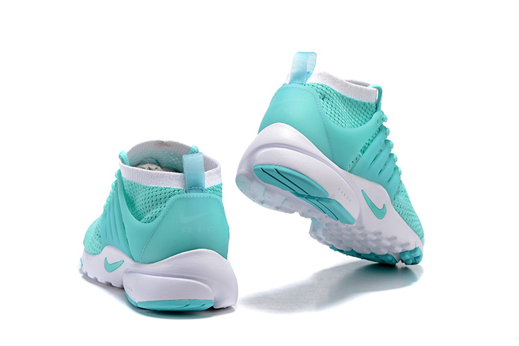 432126bb66 Nike Air Presto Flyknit Ultra Women Shoes Hyper Turquoise White ...