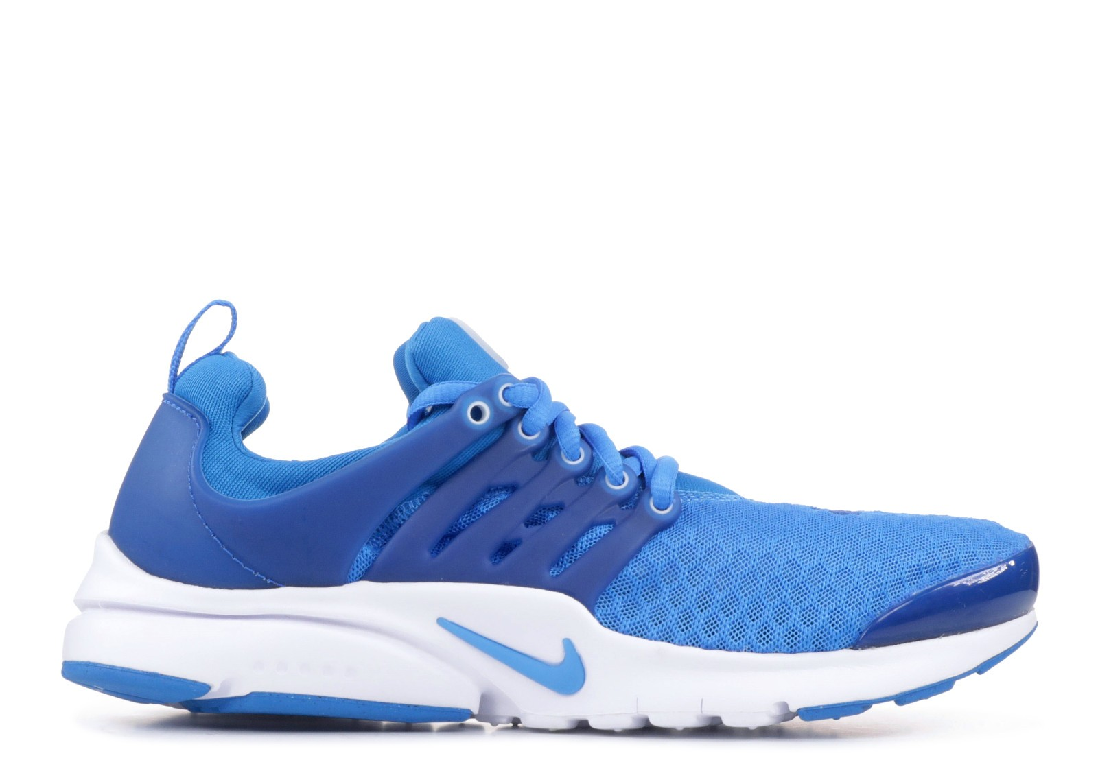 e9218891c429 Nike Presto Br GS Blue Photo White Royal Team 832250-400 - Febbuy