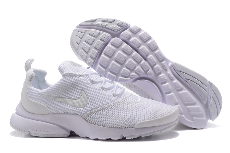 low priced ada6c e9184 Nike Air Presto Fly Uncage white men Running Walking Shoes 908019 ...