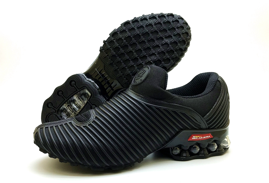 Nike Air Max Shox 2018 Running Shoes All Black