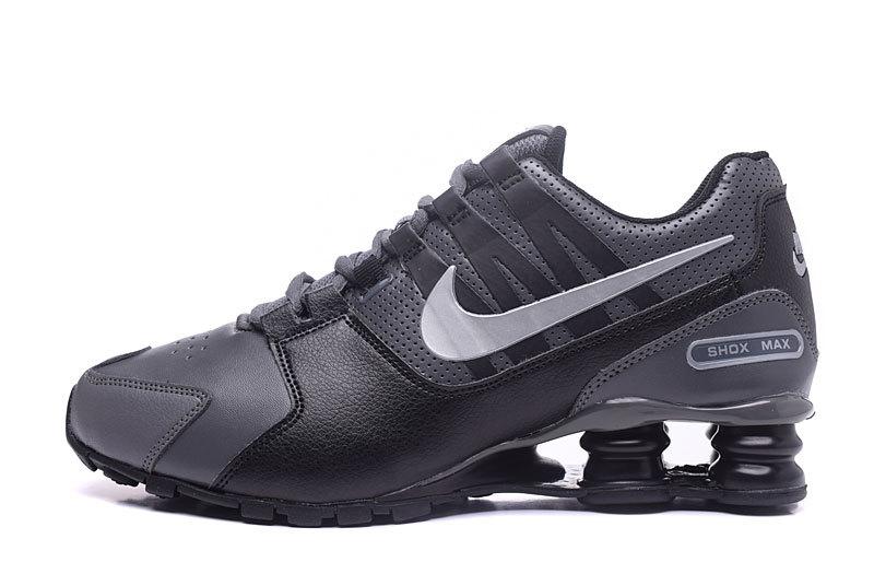 e32764e74c9ab9 Nike Air Shox Avenue 803 carbon black men Shoes - Febbuy