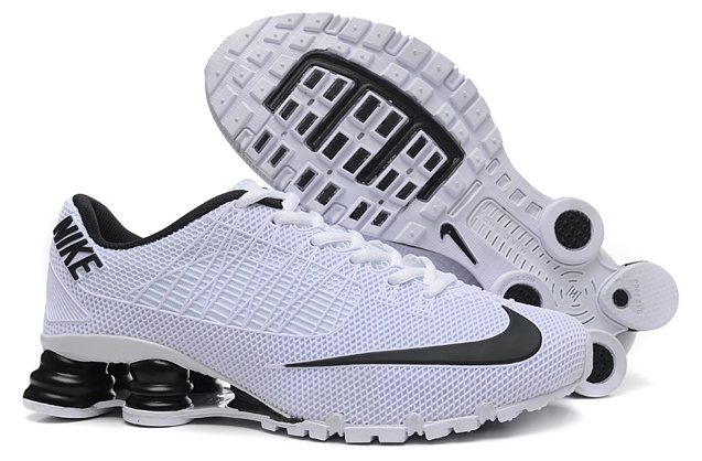 official photos e7256 337e6 Prev Nike Shox Turbo 21 KPU Men Shoes Sneakers Pure White Black. Zoom