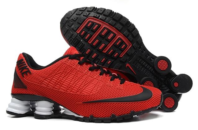 buy online 38a45 f9d94 Prev Nike Shox Turbo 21 KPU Men Shoes Sneakers University Red Black