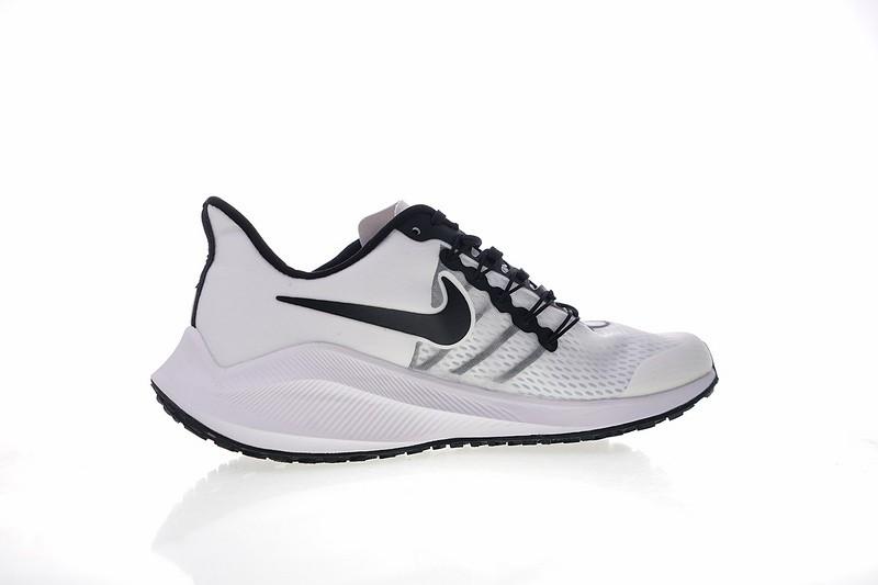 reputable site 2171e 97526 Nike Air Zoom Vomero 14 White Thunder Grey Black AH7857-800