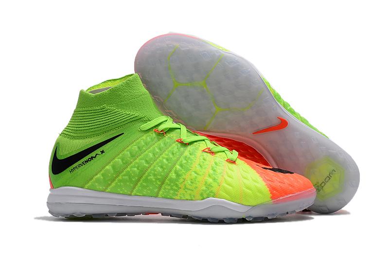 mercenario caldera Nombre provisional  New Nike HypervenomX Phelon III IC Indoor Soccer Shoes (852563