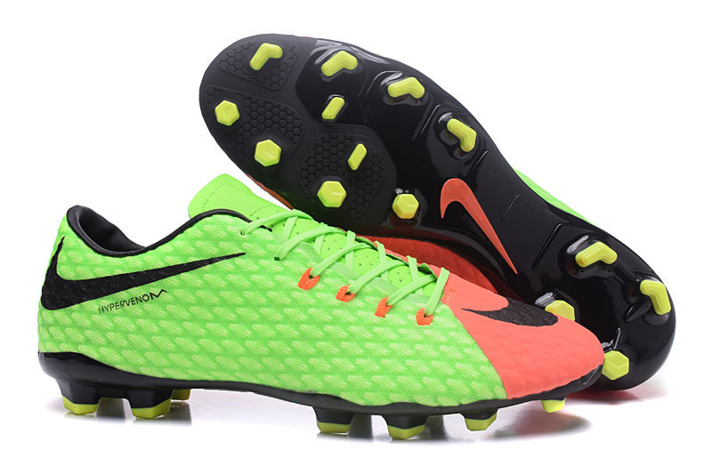 4ce16e9d60 Prev Nike Hypervenom Phantom III low help green football shoes 852567-308