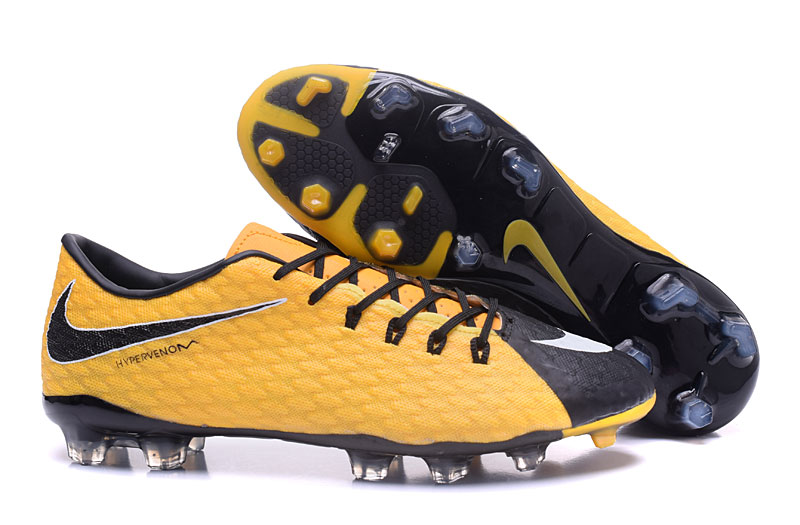 9d37d55a8 ... ebay prev nike hypervenom phelon iii fg tpu waterproof yellow black  170a3 23672