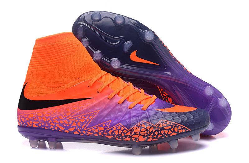 new products 80a3e dce2c ... cheap prev nike hypervenom phantom ii fg floodlights pack soccers  football shoes orange purple. zoom