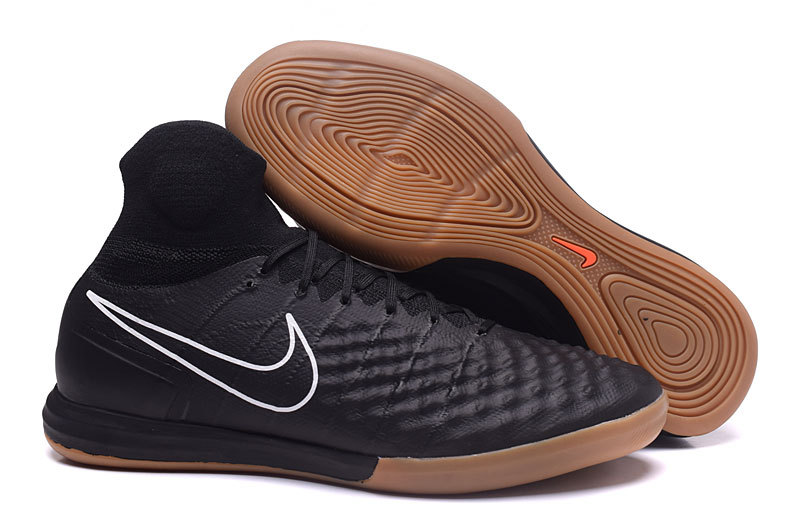 69c2e0f36 Prev Nike MagistaX Proximo II IC MD Soccers Shoes ACC Waterproof Black White.  Zoom