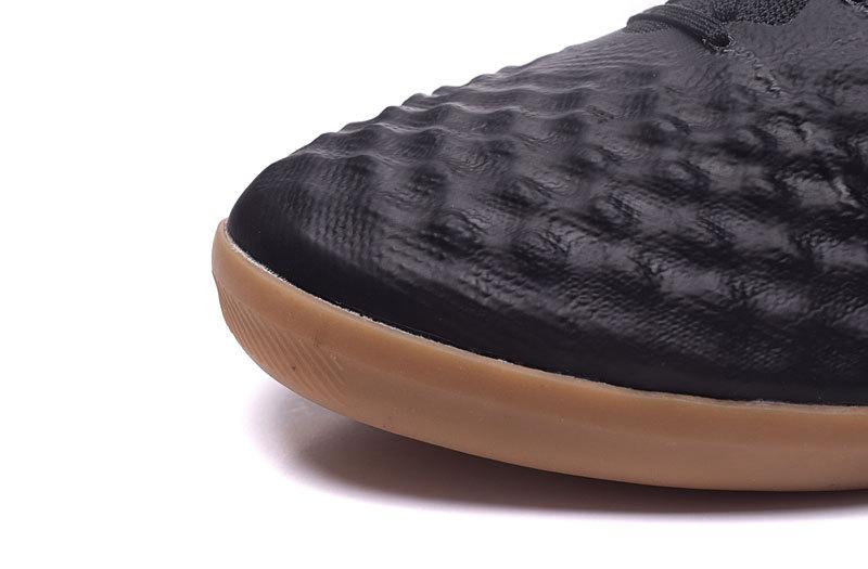 ae8595452 ... Nike MagistaX Proximo II IC MD Soccers Shoes ACC Waterproof Black White  ...