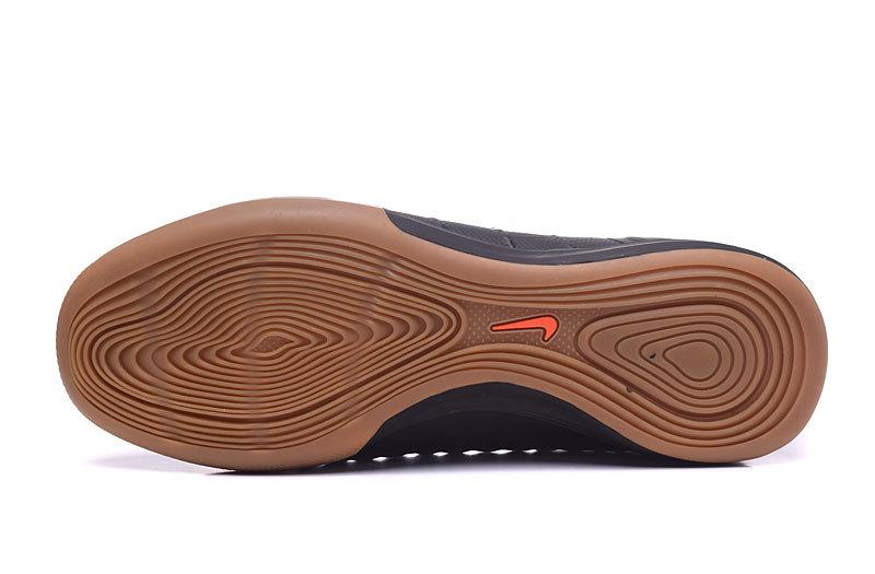 2c66963c1 ... Nike MagistaX Proximo II IC MD Soccers Shoes ACC Waterproof Black White