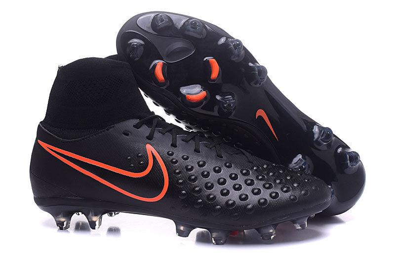 31d0bc6a5944 Prev Nike Magista Obra II FG Soccers Football Shoes Black Total Crimson.  Zoom